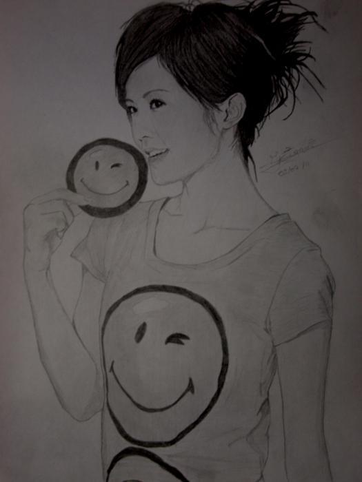 Charlene Choi by Ikigami